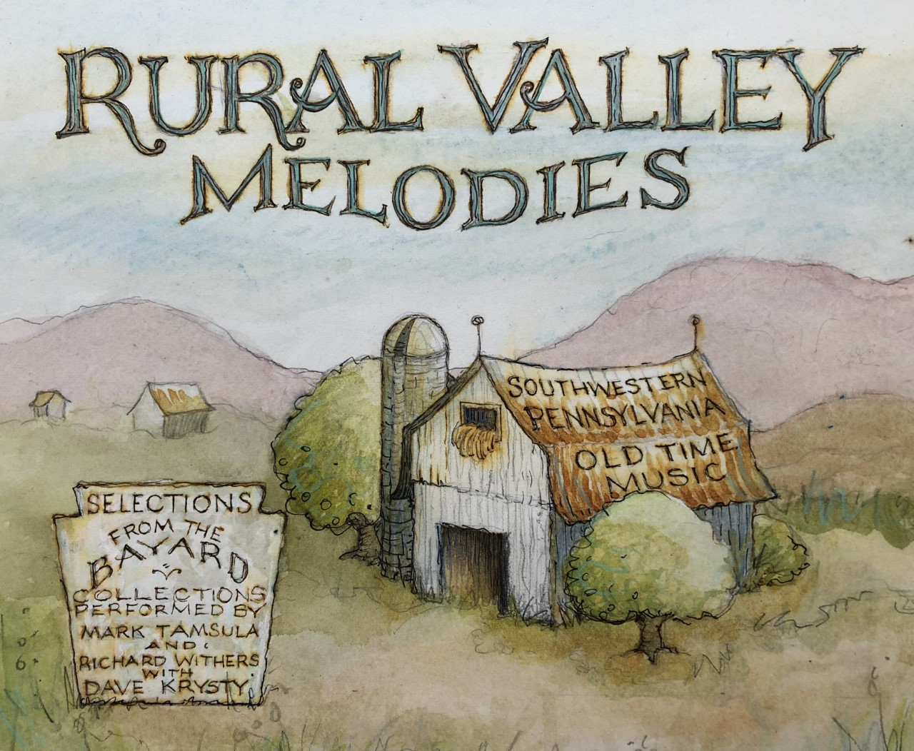 Rural Valley melodies