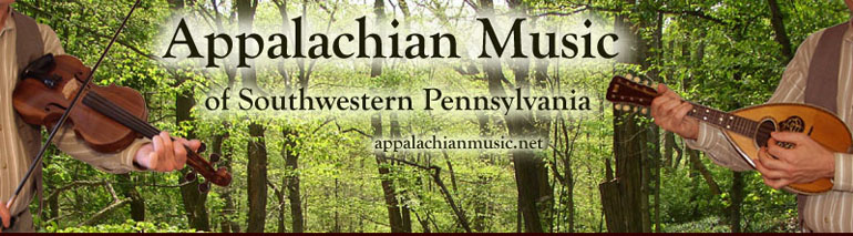 Appalachian Music of Southwestern PA